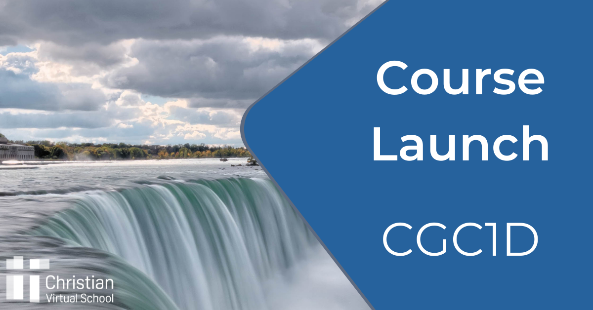 Course Launch: Issues in Canadian Geography